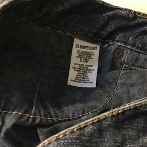 Aeropostale Jeans - BUY ONE GET ONE FREE~ AEROPOSTALE  Jeans 7/8 Short
